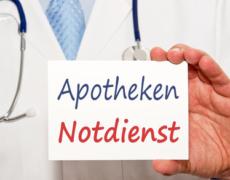 Notdienst der Apotheken in der Grafschaft Bentheim